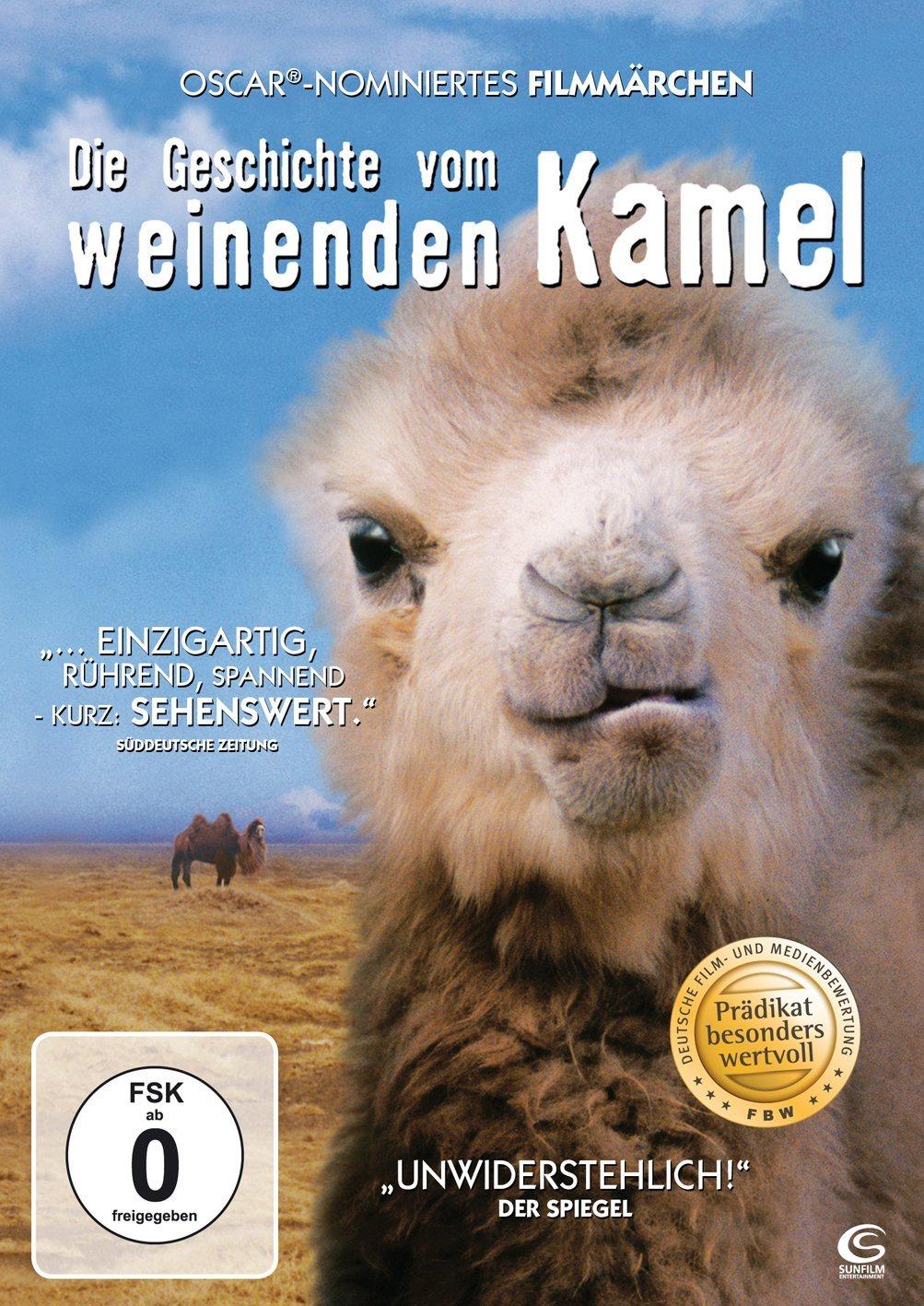 """""""Die Geschichte vom weinenden Kamel"""" - Poster"""