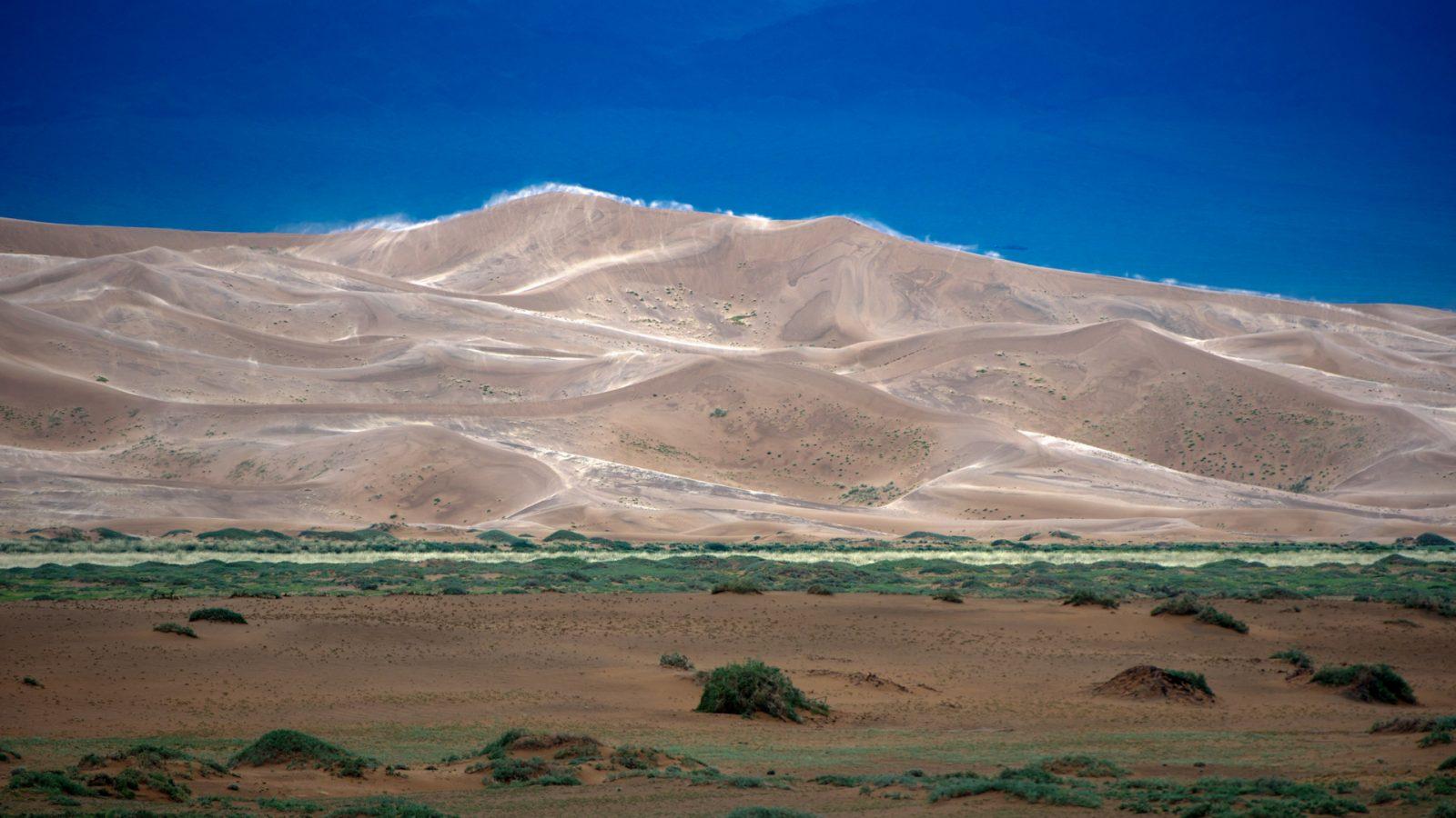 Wüste brachte uns zusammen